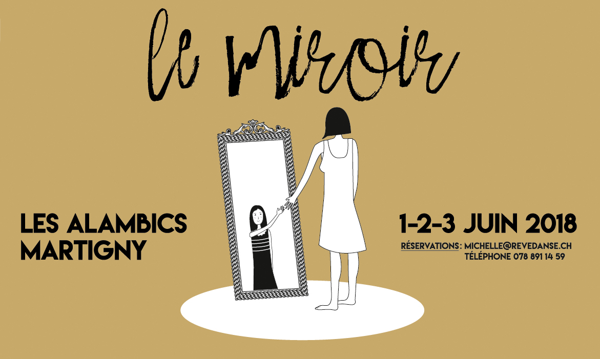 Le Miroir – spectacle 2018