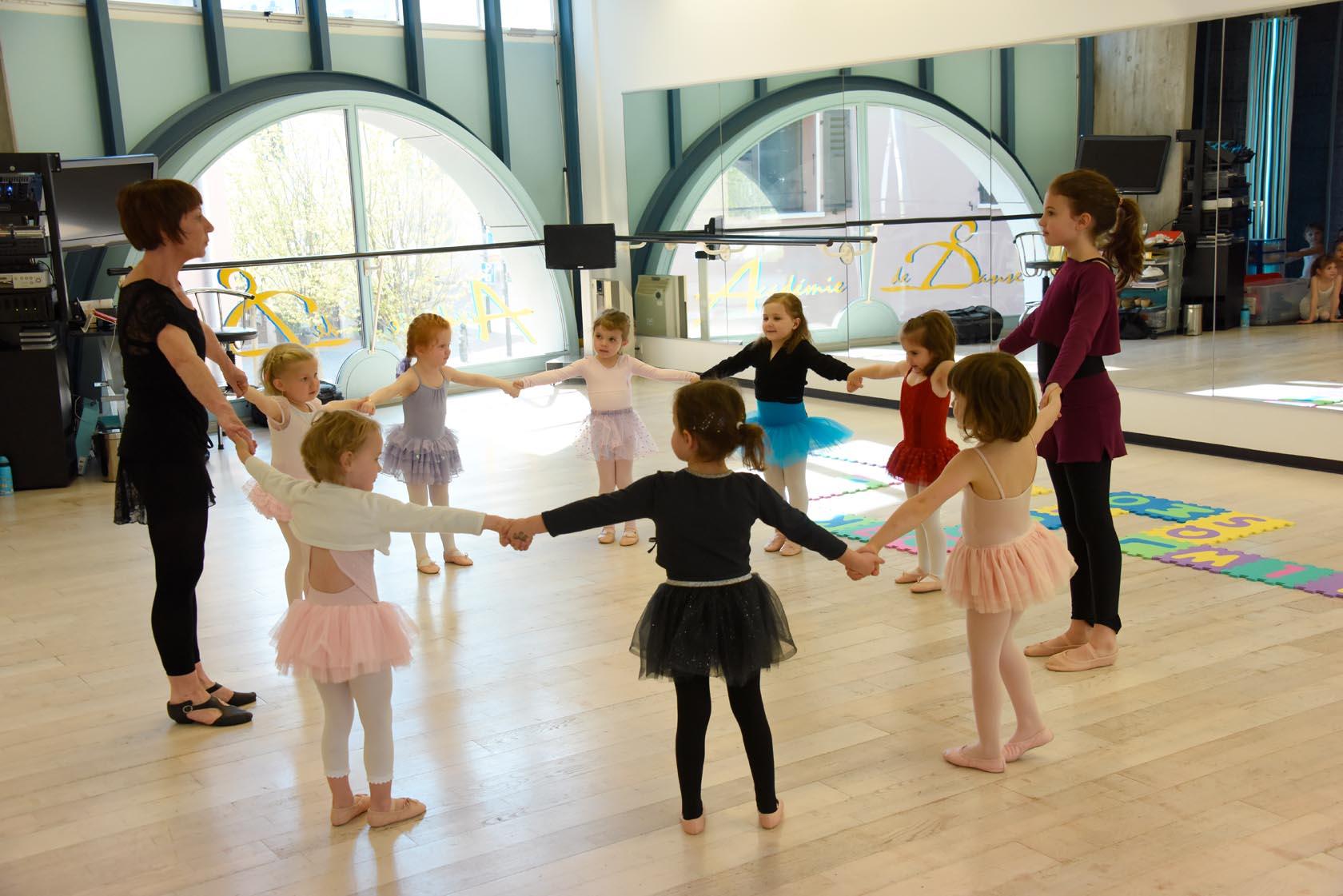 Eveil Baby Dance